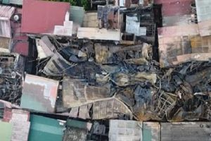 Nguyên nhân bất ngờ vụ cháy 19 căn nhà, 2 người chết ở Đê La Thành