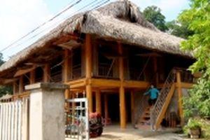 Bảo tồn nhà sàn truyền thống ở Tân Trào