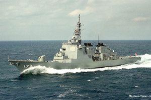 Châu Á thống trị bảng xếp hạng 10 tàu chiến mạnh nhất thế giới