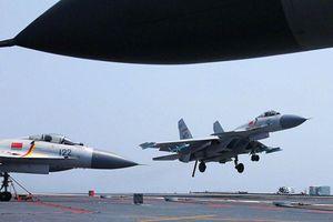 Bất ngờ lý do khiến tàu sân bay Trung Quốc trở nên kém cỏi