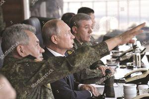 Thông điệp của Nga từ cuộc tập trận siêu quy mô