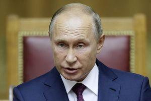 Tổng thống Putin lên tiếng về vụ tấn công đẫm máu ở Iran