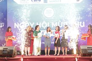 Sinh viên Hà Nội hào hứng tham gia ngày hội kiến tạo vì cộng đồng