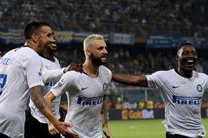 Serie A: Inter Milan suýt trả giá vì VAR và... khải hoàn phút 90+4