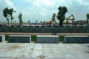 Khu đất dự kiến sẽ an táng Chủ tịch nước Trần Đại Quang