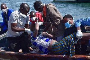 Hơn 200 người thiệt mạng trong vụ lật phà trên hồ lớn nhất châu Phi