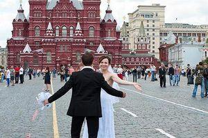Người dân Nga coi trọng hạnh phúc gia đình