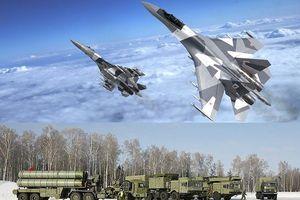 Mỹ trừng phạt Trung Quốc vì mua Su-35 và S-400 của Nga