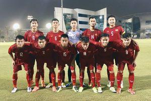 U19 Việt Nam thua ngược Uruguay ở cúp tứ hùng