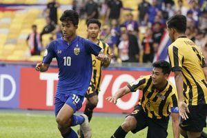 U16 Thái Lan kéo U16 Malaysia trở lại mặt đất
