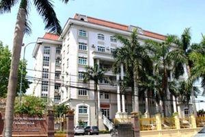 Hàng loạt cán bộ ở Thanh Hóa bị thi hành kỷ luật