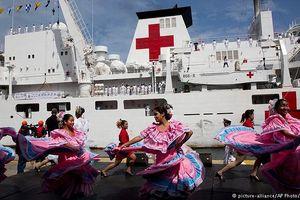Ẩn ý khi Trung Quốc lần đầu tiên điều tàu hải quân ghé thăm Venezuela?