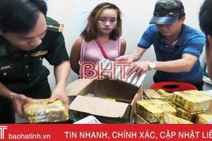 Biên phòng Hà Tĩnh phối hợp phá đường dây ma túy lớn trên đất Lào