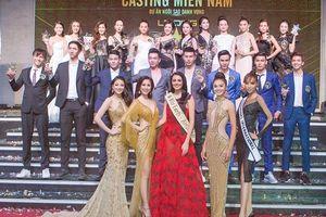 Miss Earth Air 2016 đánh giá cao tài năng của các người mẫu Việt