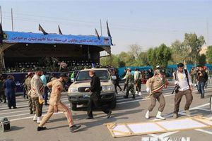 Mỹ bác cáo buộc của Iran về vai trò trong vụ tấn công tại lễ diễu binh