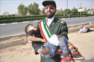 Iran triệu đại diện 3 nước châu Âu sau vụ tấn công đẫm máu tại lễ diễu binh