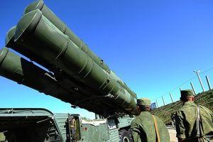 Nga triển khai hệ thống S-400 thứ ba ở Crimea