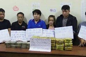 Phá đường dây vận chuyển ma túy xuyên quốc gia với số lượng 'khủng'