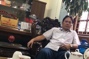 Chủ tịch huyện Hà Trung bị kỷ luật