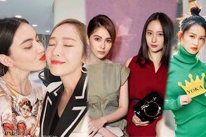 Tuần lễ thời trang Milan ngày 4: Chị em Jessica - Krystal tỏa sáng bên 'ma nữ Thái' Mai Davika