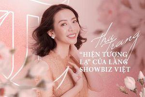 Thu Trang - 'Hiện tượng lạ' của showbiz Việt