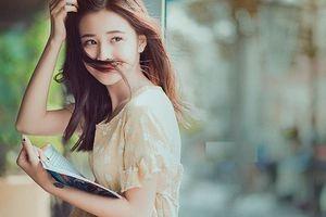 Hot teen Phương Dung khoe vẻ đẹp mong manh và giản dị
