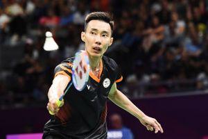 Huyền thoại cầu lông Lee Chong Wei bị ung thư