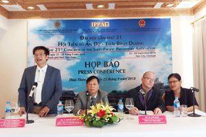 Huế: Hơn 30 quốc gia tham dự Đại hội lần thứ 21 'Hội Tiền sử Ấn Độ- Thái Bình Dương'