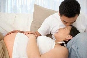 Thời điểm bà bầu nên kiêng chuyện ấy để bảo vệ sức khỏe mẹ và thai nhi