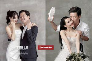 Sát ngày cưới Trường Giang - Nhã Phương tung toàn bộ ảnh cưới đẹp như mơ