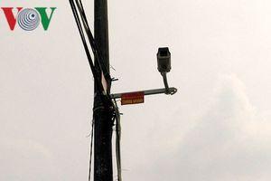 Hiệu quả từ mô hình camera giám sát ở Công an TP Hà Nội