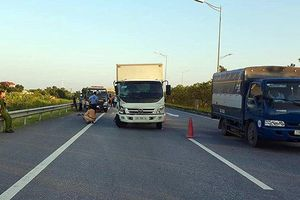 CSGT dừng xe vi phạm tốc độ trên cao tốc là không cần thiết?