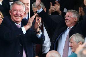 Cảm xúc đối lập của Sir Alex Ferguson trong ngày trở lại Old Trafford