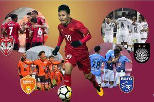 Thể thao 24h: Báo châu Á khuyên Quang Hải sang Thái Lan chơi bóng