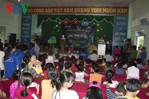 Vĩnh Long chăm lo Tết trung thu cho trẻ em nghèo