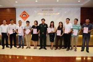 Thái Sơn trao sổ đỏ cho người mua dự án Phước Kiển 1