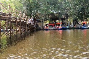 Miền Tây Nam Bộ được mùa du lịch nước nổi