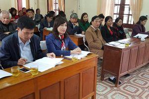 Sôi động hội thi chủ tịch Ủy ban Mặt trận cấp xã giỏi tỉnh Hòa Bình