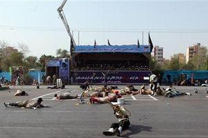 Iran thề trả thù chí tử vụ đoàn diễu binh bị tấn công