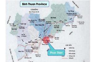 Bình Thuận vận động chủ đầu tư trả lại dự án 'đảo nhân tạo'