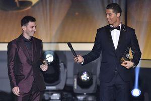 Messi và Ronaldo không đến dự lễ tôn vinh Modric
