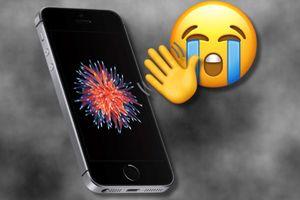 Tạm biệt iPhone SE