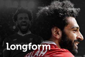 Mohamed Salah - đôi chân vàng và trái tim kim cương
