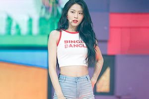 Fancam Seol Hyun - Bingle Bangle