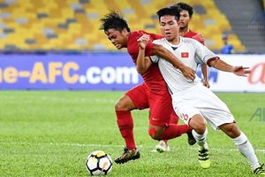 U16 Việt Nam vs U16 Indonesia (1-1): Đánh rơi chiến thắng