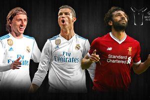 Lễ trao giải The Best 2018: Cuộc vui vắng Ronaldo, Messi