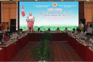 Thường trực HĐND TP Hà Nội chia sẻ kinh nghiệm đổi mới hoạt động