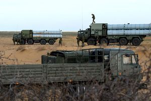 Nga chuyển giao hệ thống S-300 cho Syria sau vụ máy bay IL-20