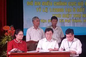 Công bố điều chỉnh phân khu đô thị N1 tại huyện Mê Linh