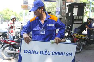 Lại tăng thuế xăng dầu!